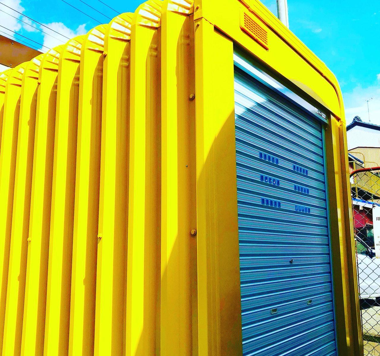 北海道生まれのカスケードガレージ。物置のユトリモシリーズです!