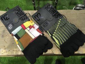 FieldStyle2018に出展された靴下屋さん