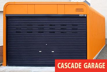 CASCADE GARAGE|北国生まれの国産ガレージ